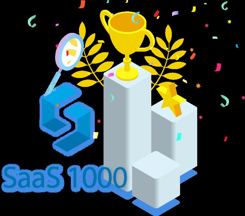 Saas-1000-award-illustration