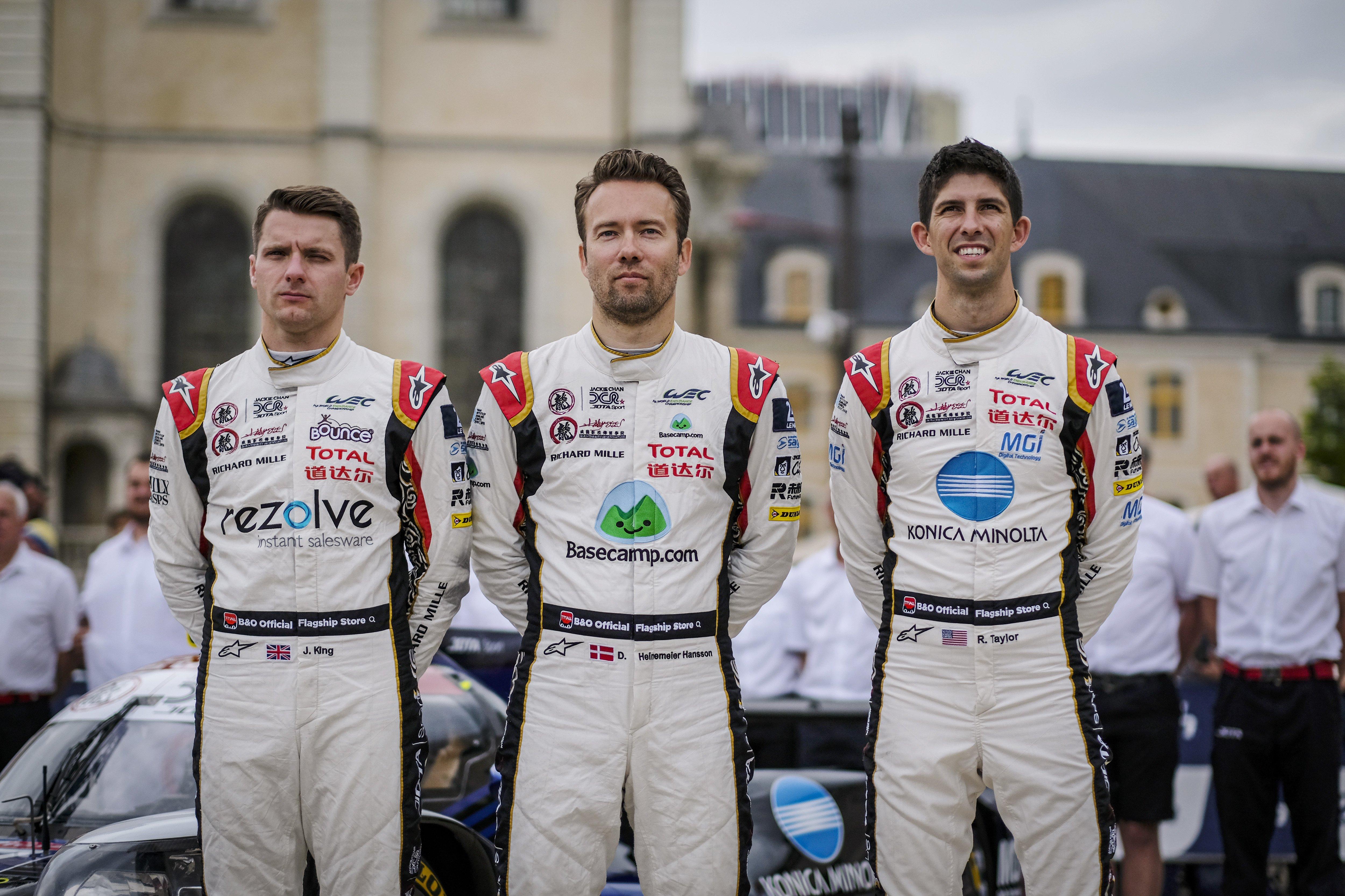Hansson FIA World Endurance Championship